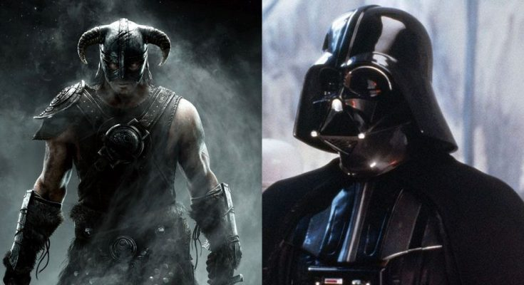 Skyrim Player Uses Mods to Turn the Game Into Star Wars