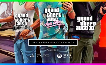 Named and rated Remastered GTA Trilogy Definitive edition