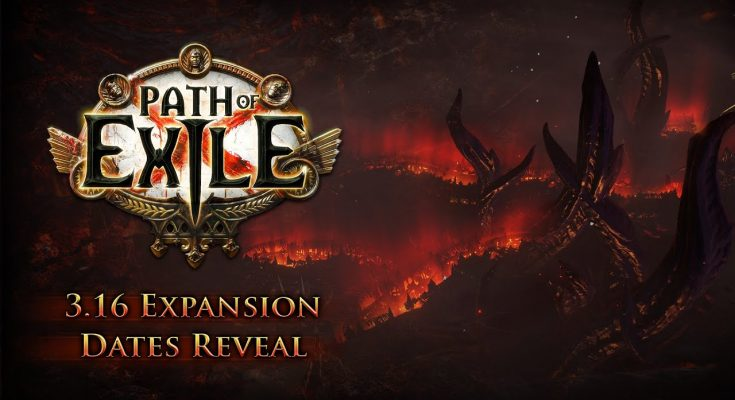 Path of Exile Scourge expansion (3.16) available later in the month